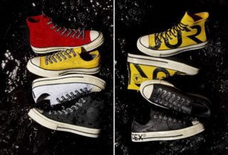 Gore-Tex X Converse Chuck Taylor All Star 70 High