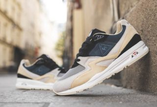 "Le Coq Sportif R800 X Hanon Shop ""Good Agreement"""