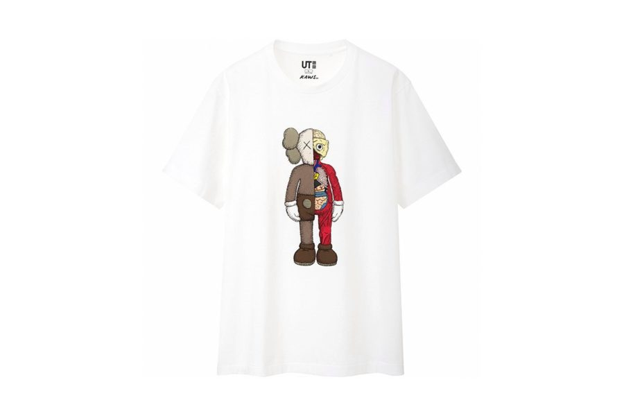 KAWS Uniqlo UT T-SHIRT GRAPHIQUE Companion SS19