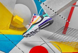Nike Sportswear dévoile la sneaker Air Max 270 React