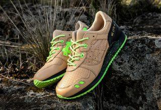 Sneaker Freaker x ASICS GEL-Lyte III F&F 'Neurotoxic'