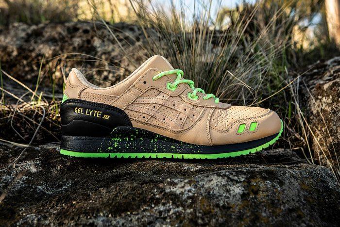 Sneaker Freaker x ASICS GEL-Lyte 3 FF Neurotoxic
