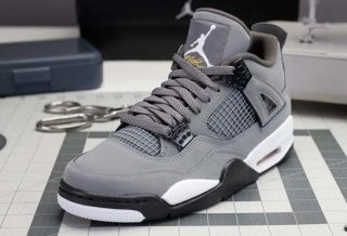 Air Jordan IV « Cool Grey » 2019