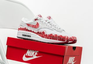 "Nike Air Max 1 Sketch to Shelf ""University Red"""