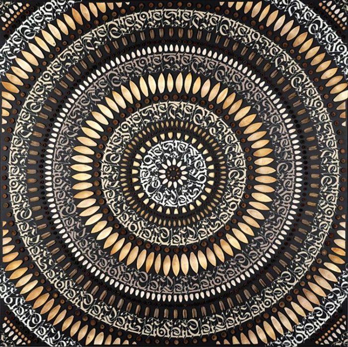 """Exposition Cryptik « L'impermanence de la Nature"""" à la Galerie Itinerrance"""