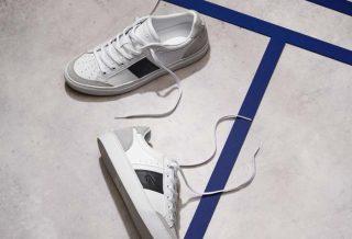 Sneaker Lacoste Courtline : Jeu Set et Match