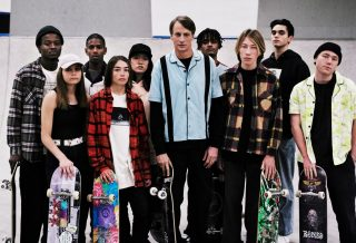 Browns présente la collection capsule Tony Hawk Signature Line