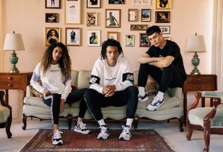 "New Balance dévoile sa campagne ""Runs in the Family"" avec Jaden Smith"