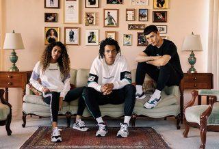 "New Balance dévoile sa campagne ""Runs in the Family"" avec Jaden Smith"