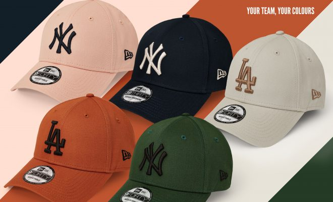 New Era The League Colour Pack Collection