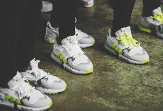 Footpatrol X adidas consortium ZX torsion