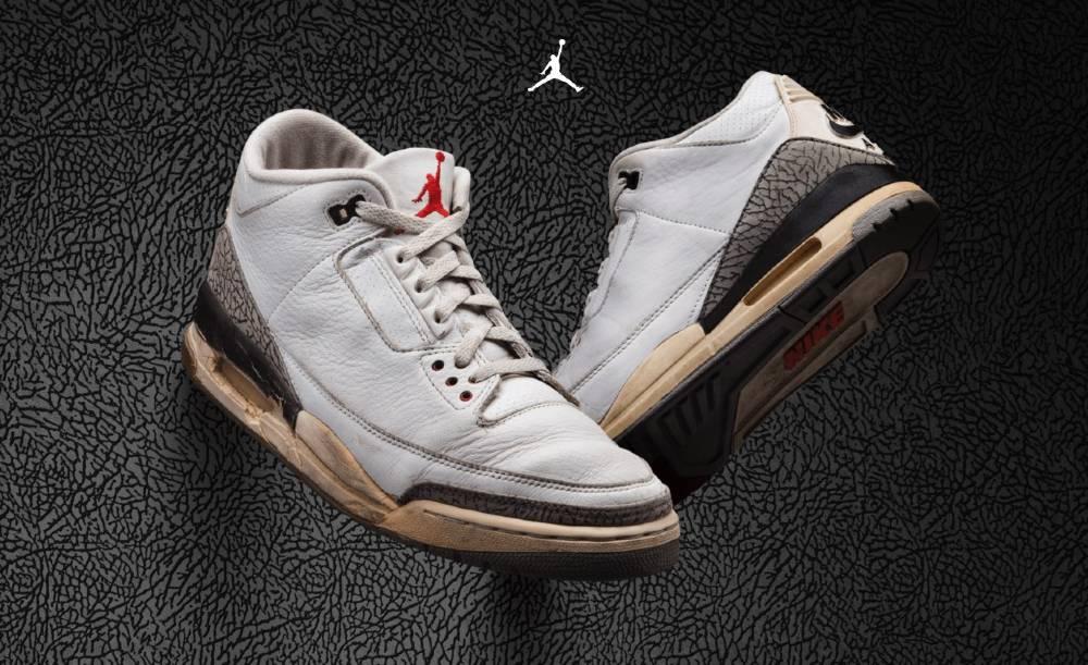 Air Jordan 3 Un modèle emblématique de Jordan Brand