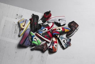 "Air Jordan 1 ""Fearless Ones Collection"""