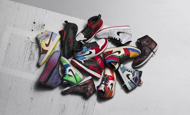 Air Jordan Collection Fearless Ones