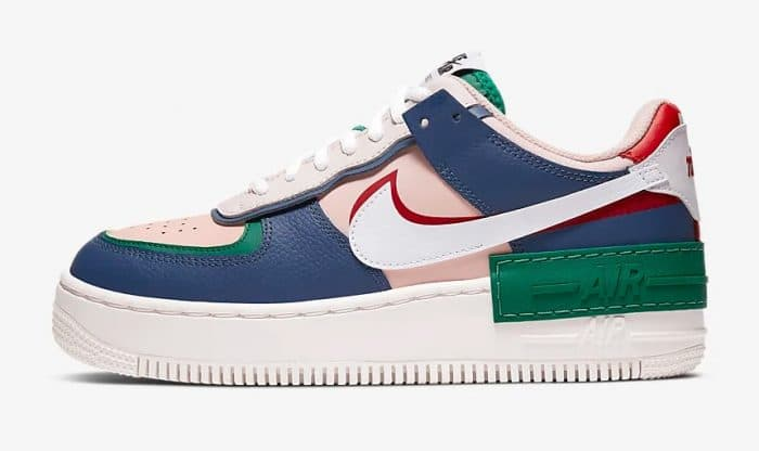 Basket Nike Air Force 1 Shadow pour femme - CI0919-400
