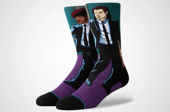 chaussettes Stance Pulp Fiction Vincent et jules