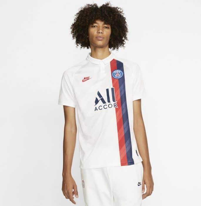 maillot de foot PSG third 2019-2020 PARIS SAINT-GERMAIN STADIUM THIRD