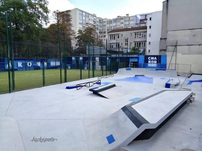Skatepark Charonne