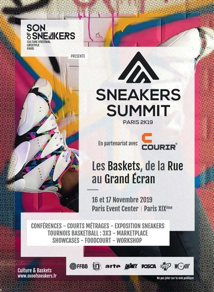 Sneakers Summit Paris 2019