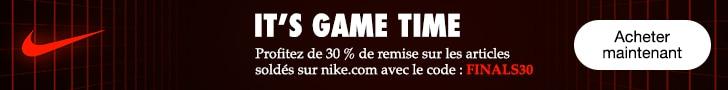 Promotion Nike Black Friday