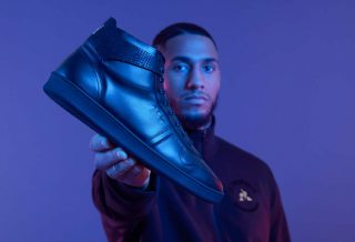 Le Coq Sportif dévoile 4 sneakers exclusives avec Tony Yoka