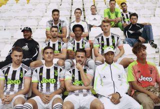 La Juventus Turin s'associe à Palace pour la saison 2019/20
