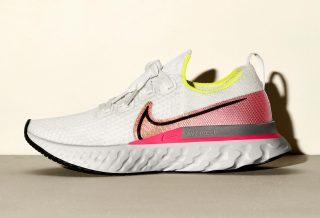 Nike React Infinity Run la nouvelle chaussure de running révolutionnaire