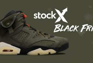 StockX organise un Black Friday exceptionnel