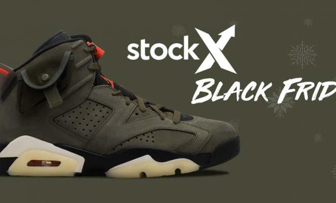 StockX Black Friday