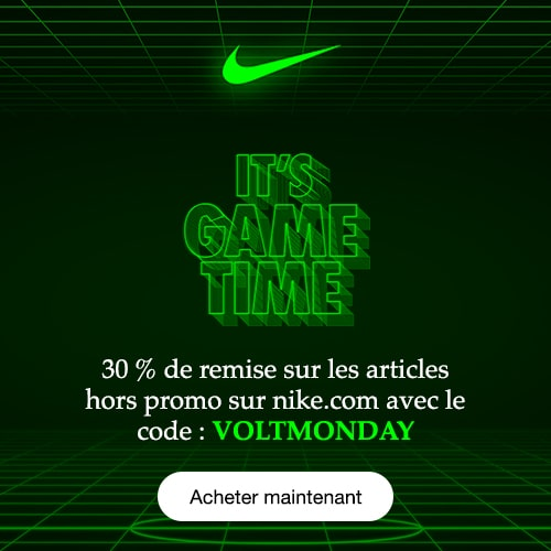 Promotion Nike Black Friday