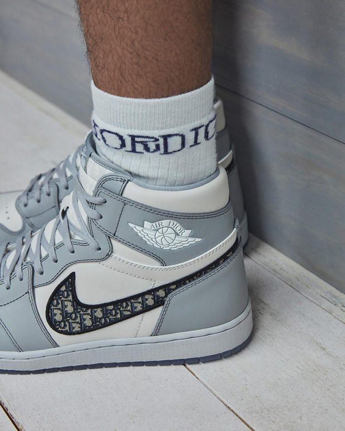 Dior X Air Jordan 1 une première collaboration inédite | Sneak-art