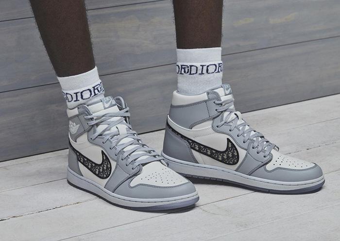 Sneakers Dior Air Jordan 1