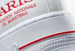 Nike Air Force 1 Low « NBA Paris Game 2020 » CW2367-100