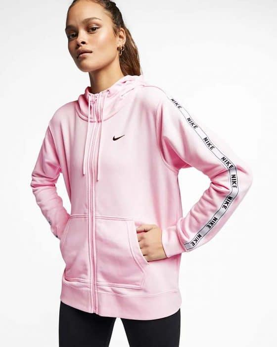 Sweat-à-capuche-zippé-pour-Femme-Nike-Sportswear