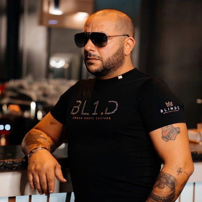 T-shirt Bl1D