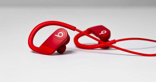 Beats nouveaux écouteurs powerbeats