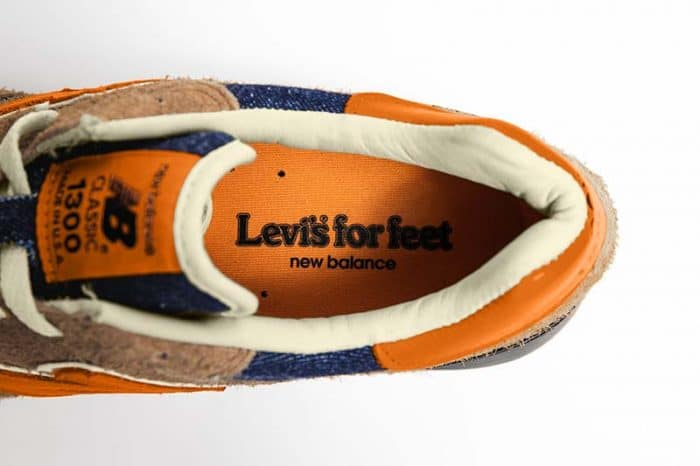 New Balance X Levi's