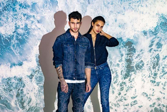 """Kaporal collection de Jeans """"blue impact"""""""