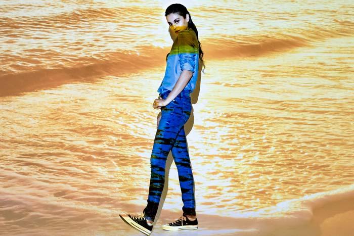 Kaporal Jeans Femme blue impact