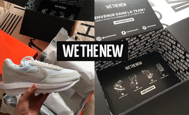 WeTheNew Sneakers Streetwear