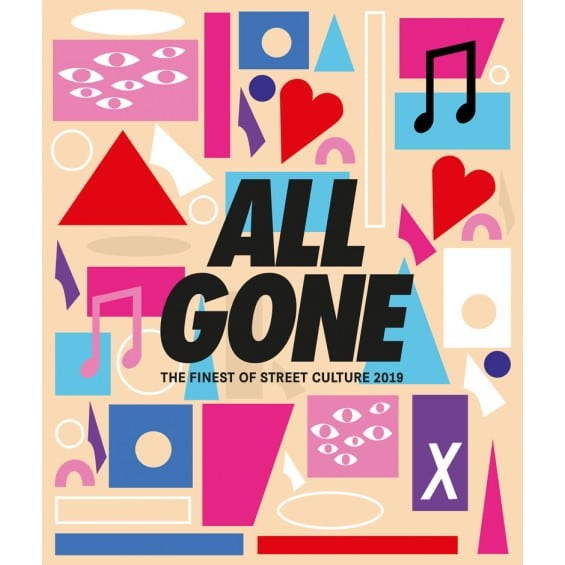ALL GONE BOOK 2019 edition published by La MJC