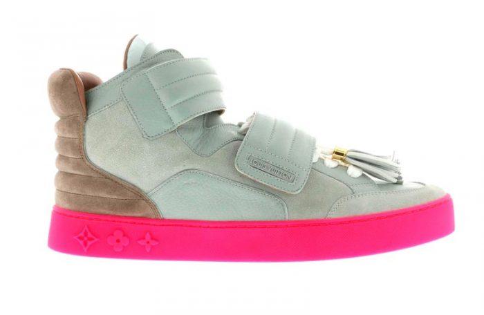 "Kanye West X Louis Vuitton Jasper ""patchwork"" - SKU YP6U6PMI"