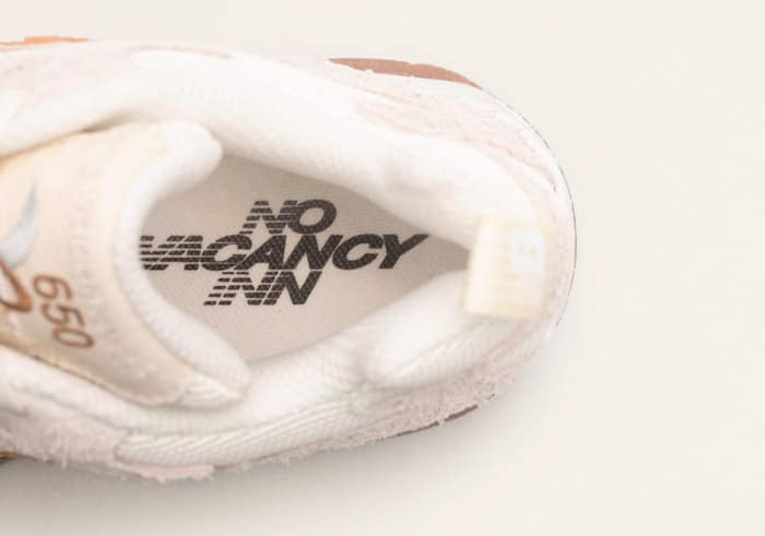 New Balance 650 x No Vacancy Inn