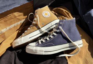 Carhartt WIP x Converse Chuck 70 ''Renew''