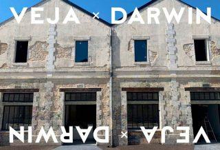 VEJA X DARWIN dévoilent le magasin du futur à Bordeaux