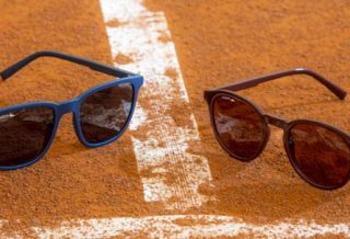Lacoste lance la collection de lunettes Roland-Garros