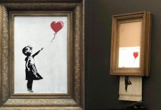 Banksy, maître incontesté du Street Art ?
