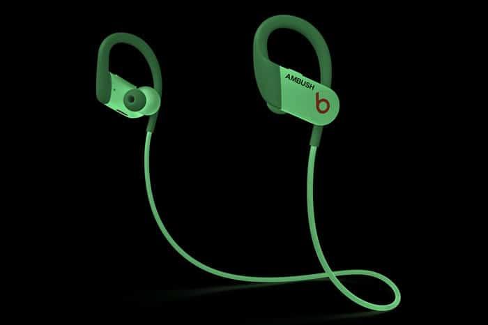 Beats et Ambush dévoilent des écouteurs « Phosphorescents »
