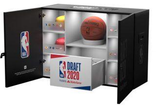 La NBA offre un coffret cadeau aux meilleurs prospects de la draft 2020