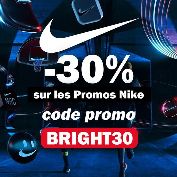 Code Promo Nike Novembre 2020